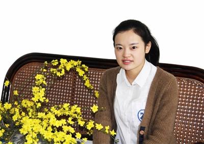 犬伤门诊24岁美女护士傅佳丽